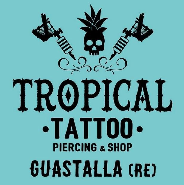 Tropical Tattoo - Logo