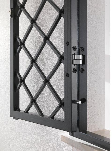 una griglia per una finestra