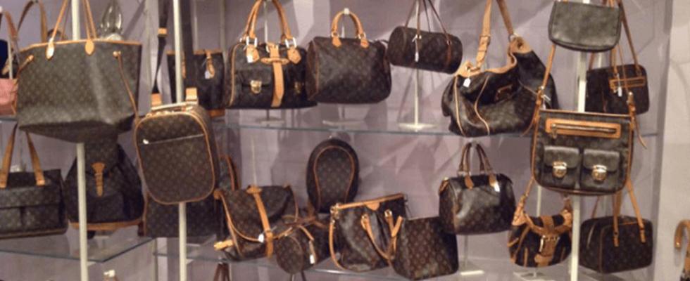 negozio borse genova