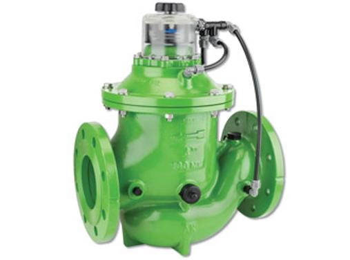 Bocchettone d'entrata per i tubi da irrigazione verde chiaro