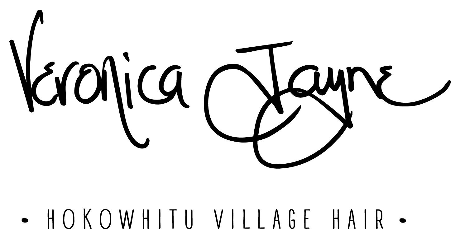 Veronica Jayne Beautiful Hair logo