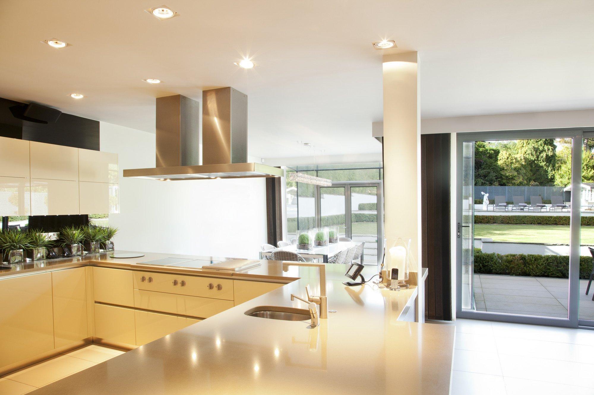 Kitchen door refurbishment, C & G Painters & Decorators