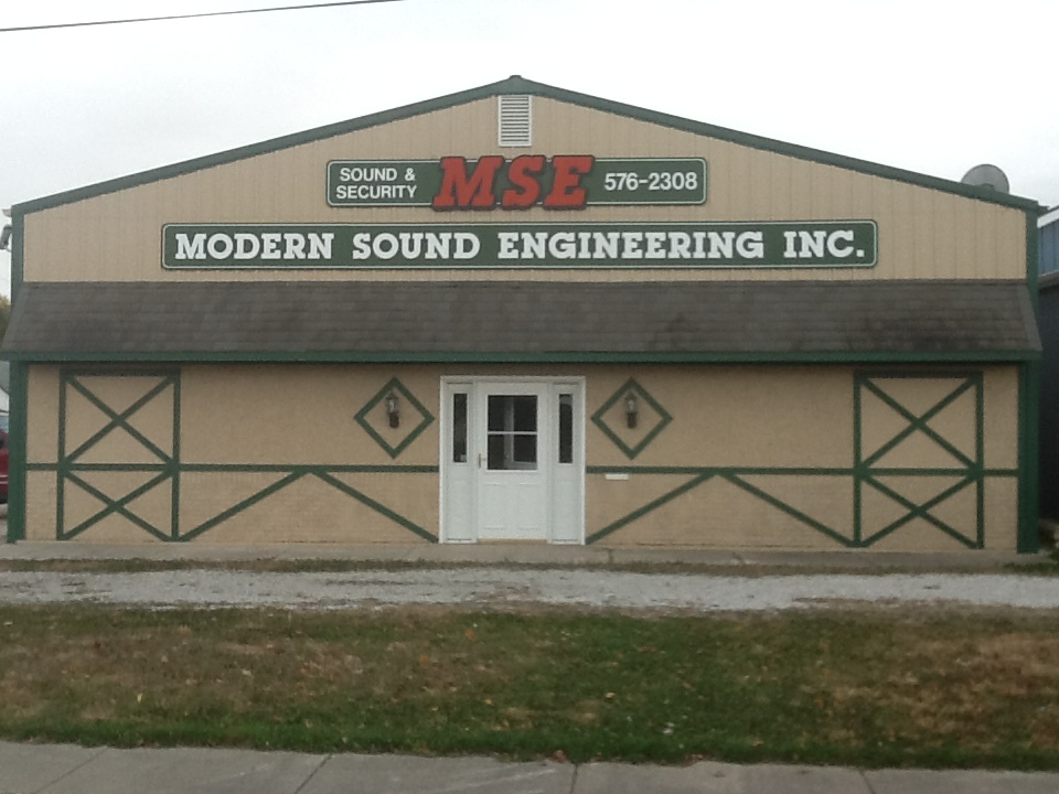 Sound engineering in Fort Dodge