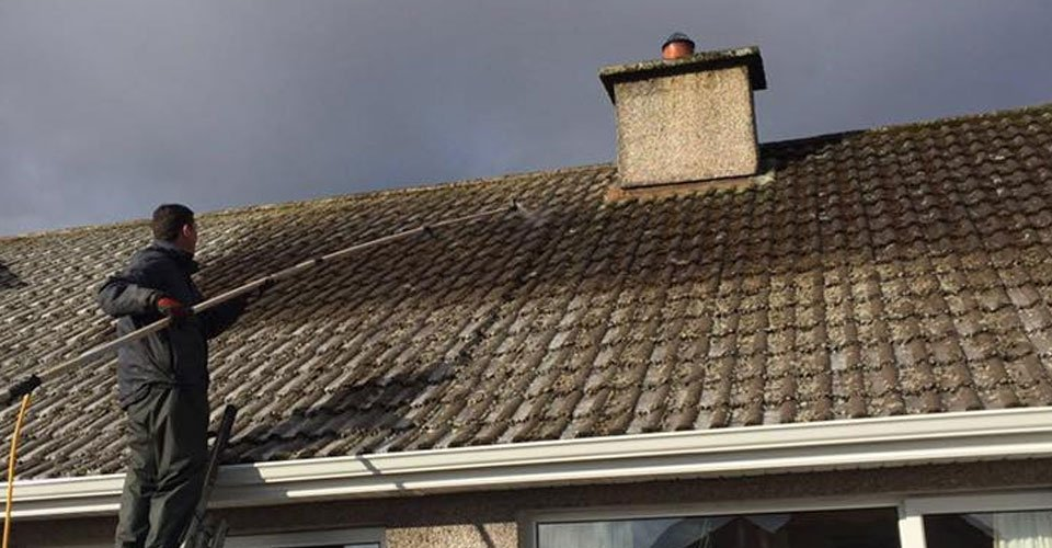 Roof Cleaning And Painting In Magherafelt And Lisburn