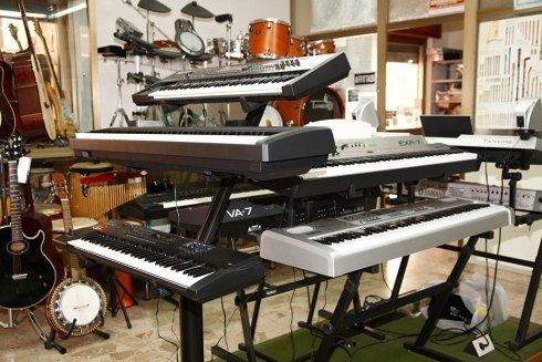 varie tastiere