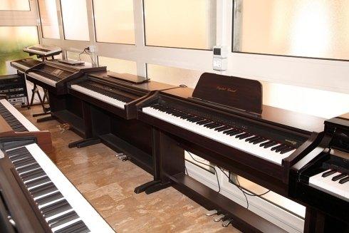 tastiere moderne