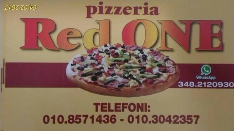 pizzeria Red One