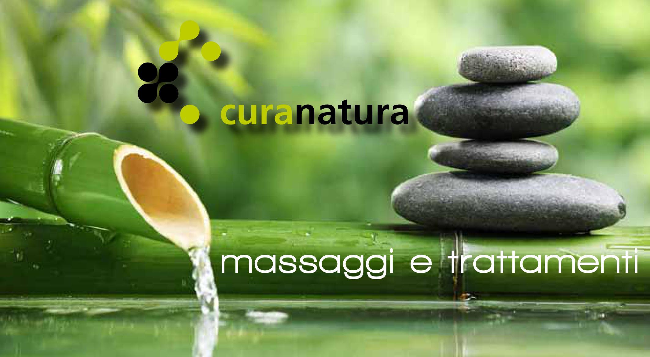 CURANATURA massaggi e trattamenti foto salone