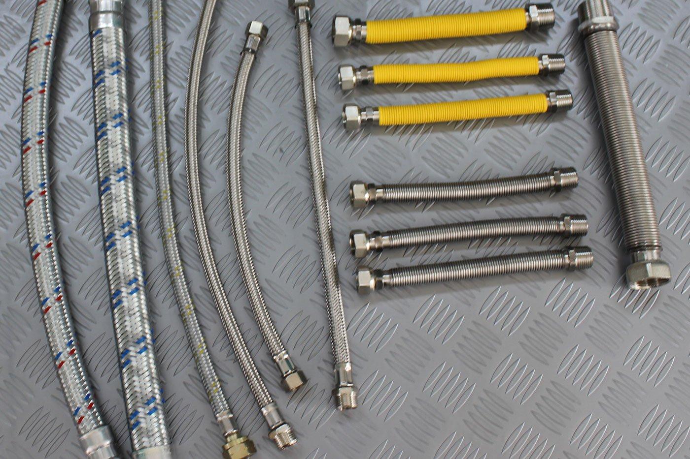 Tubi metallici da idraulica