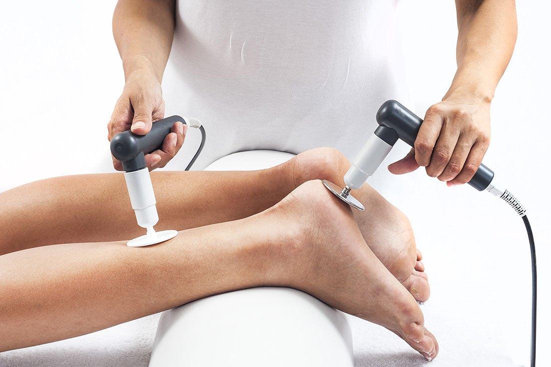 Macchinario per terapia fisioterapica