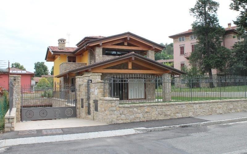 Villa privata a Carobbio degli Angeli Edilmab srl