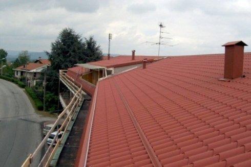 Posa tegole per tetti