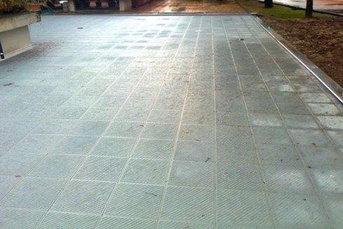 Realizzazione pavimenti esterni