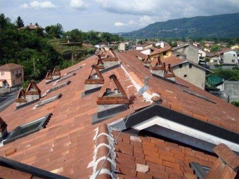Linea vita per tetti