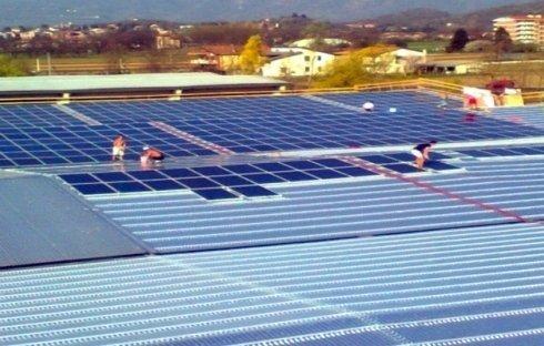 Installazione impianti solari fotovoltaici