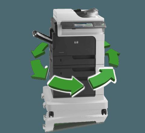 fotocopiatrici usate