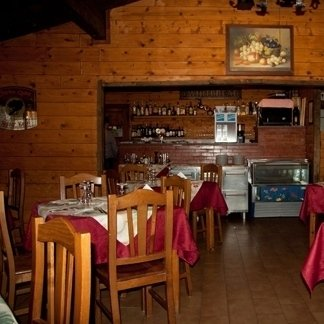 sala ristorante foto cinque