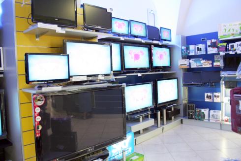 vendita tv lcd