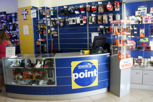 euronics point palo del colle