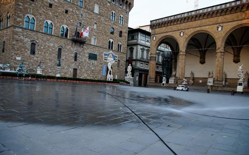 Servizio pulizia Firenze