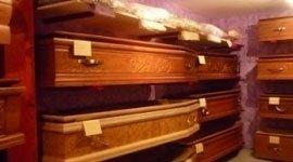 lavori cimiteriali;