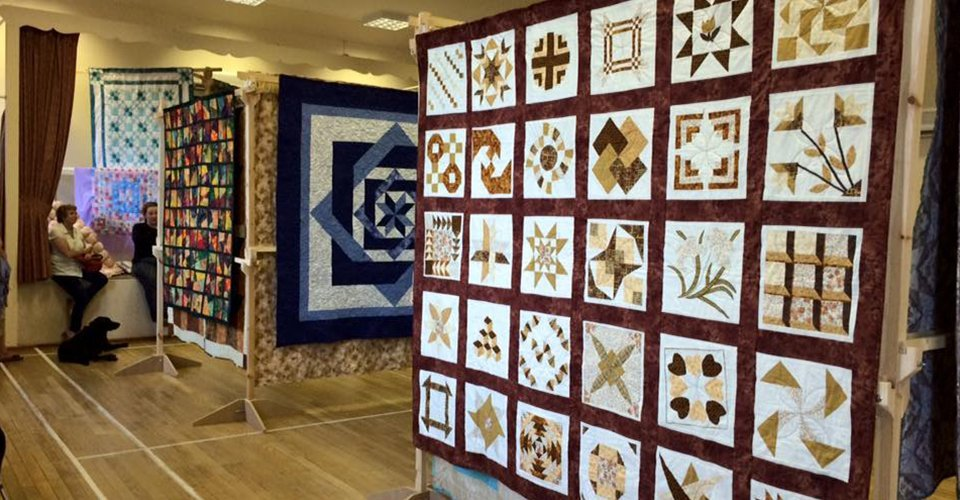 Quilts for display