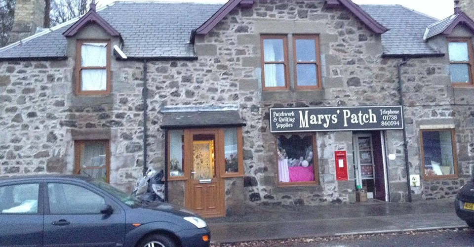 Mary's Patch store