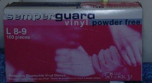 guanti protettivi-vinyl