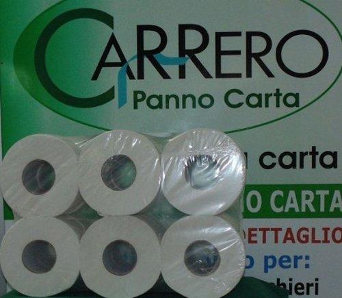 promozione di Carrero Panno carta-pila di rotoli carta