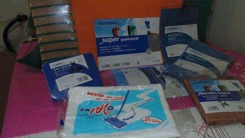 pacchetti di tessuti