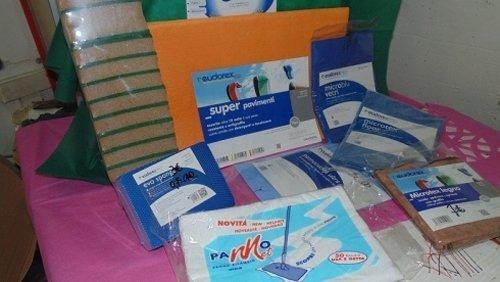 vendita pacchetti di tessuti
