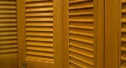 persiane in legno, ante in legno, armadi in legno