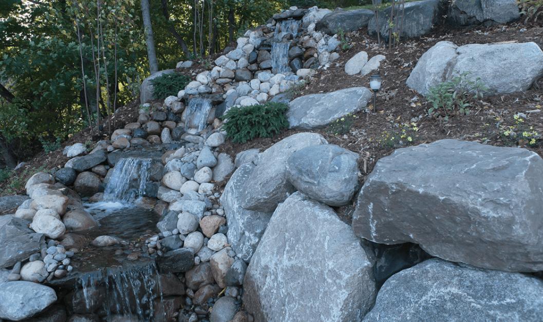 Water Features & Rock Walls