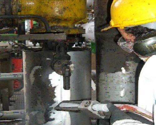 Pulizia criogenica alluminio