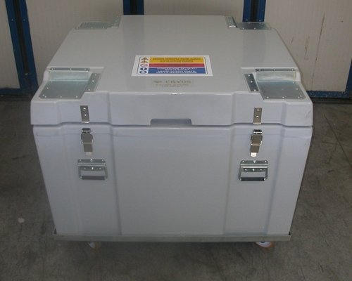 Contenitore isotermico iso200