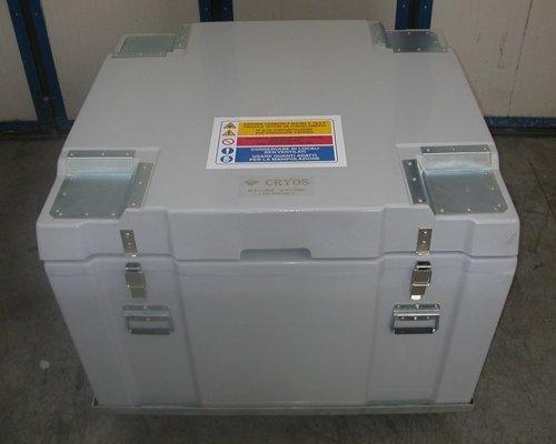 Dettaglio contenitore isotermico iso200