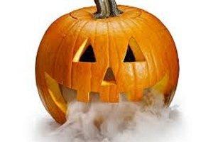 Effetti speciale fumo per halloween