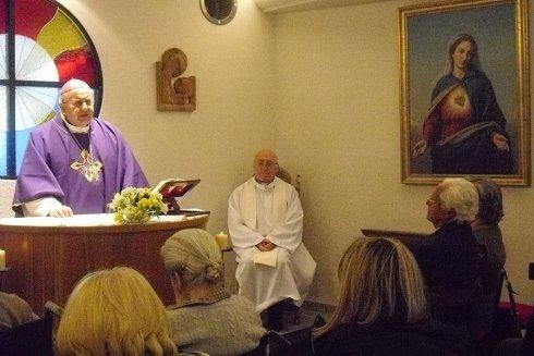 Incontro con il Vescovo