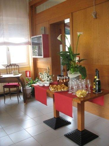 Rinfresco Villa Ilia