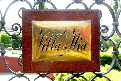 Ingresso Villa Ilia