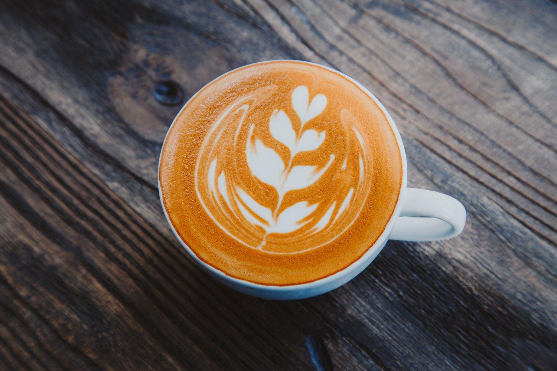Cappuchino a Life Coffee Bakery a Gallarate