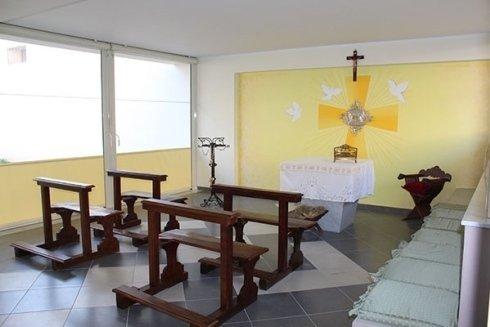 Sala preghiera