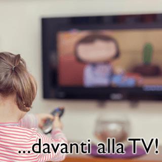 vedere e ascoltare la tv