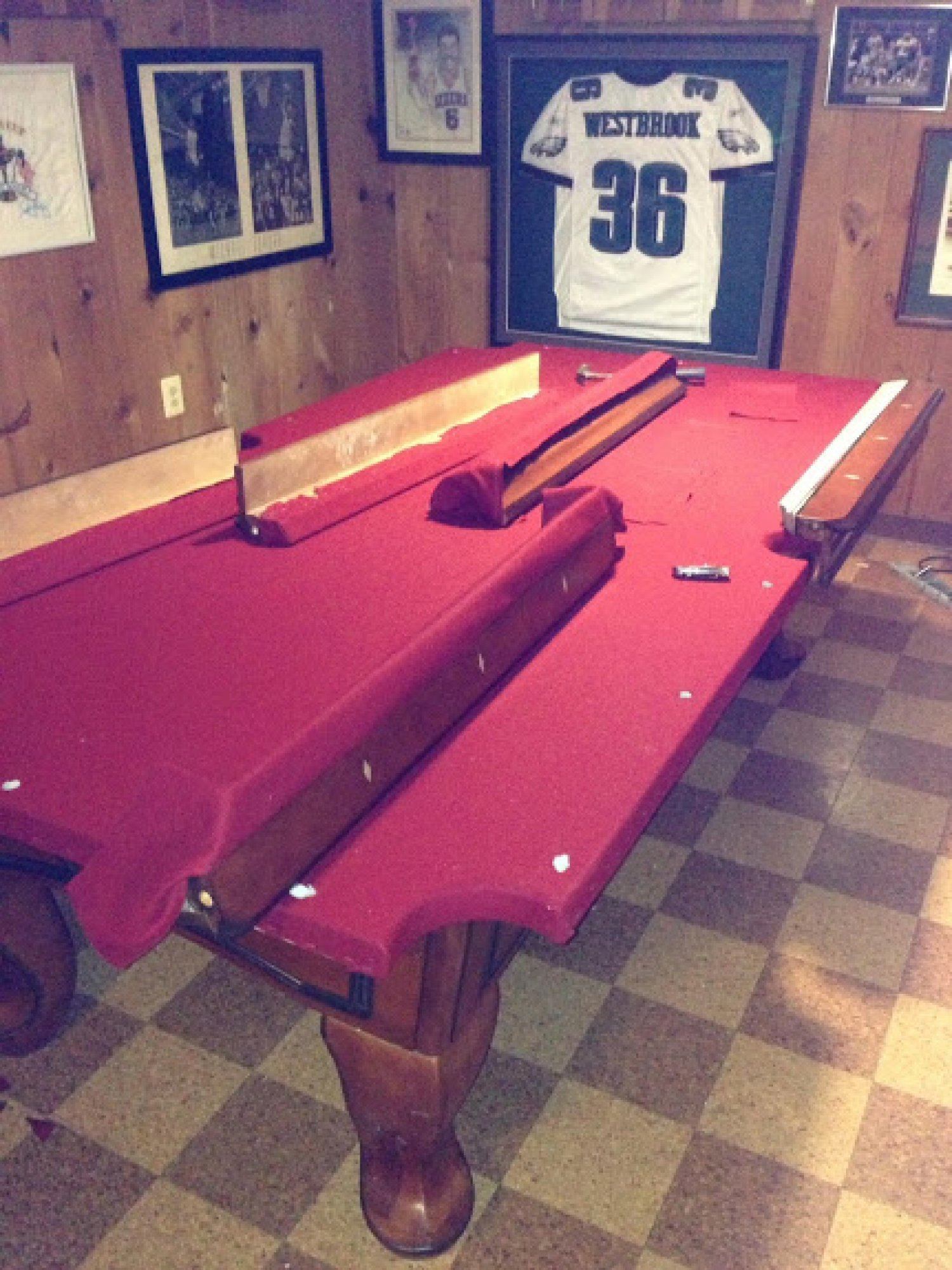 OfficeHome Furniture Moving And Hauling Services In DC MD And VA - Pool table disassembly cost