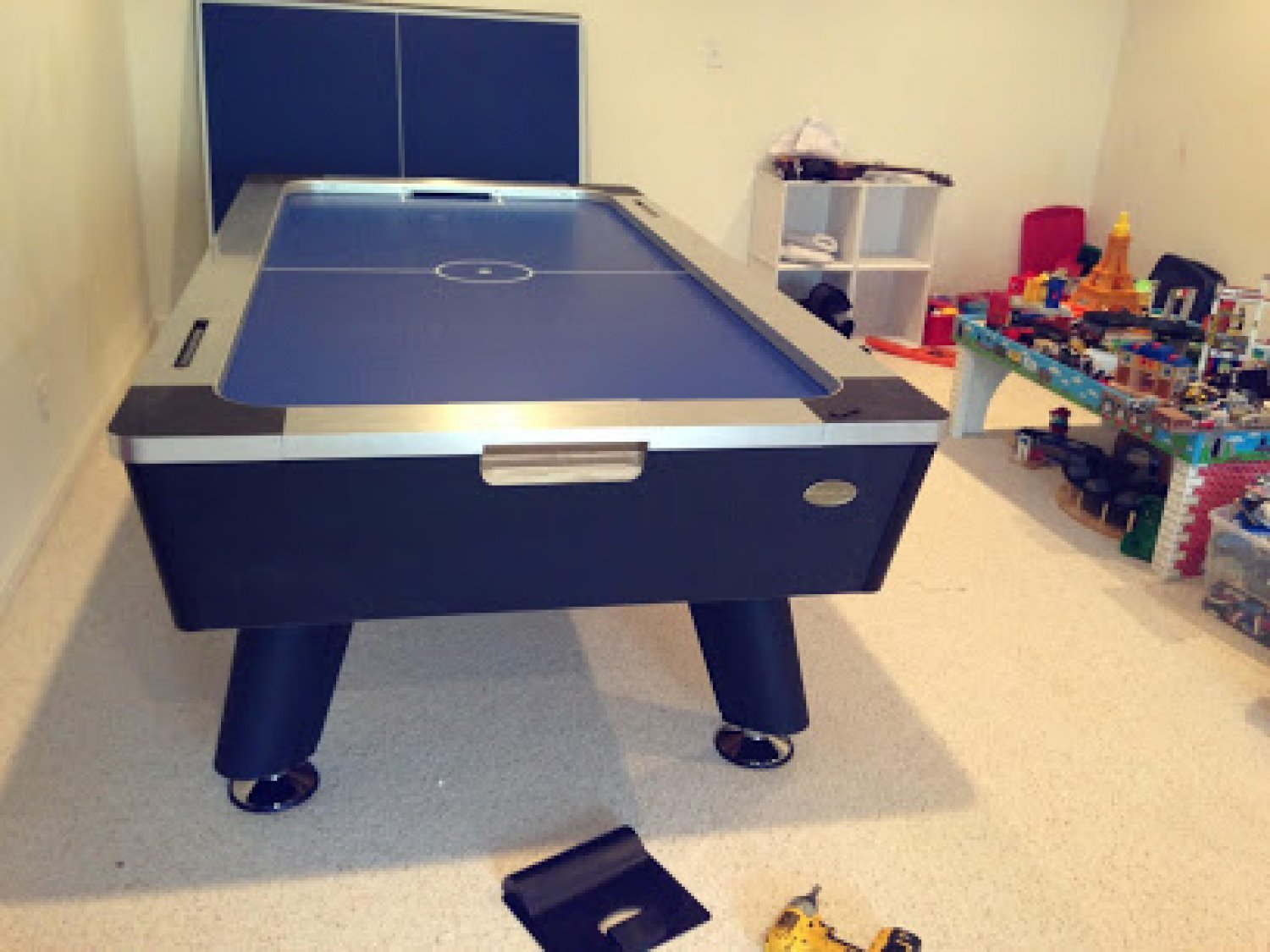 Air Hockey Disassemble