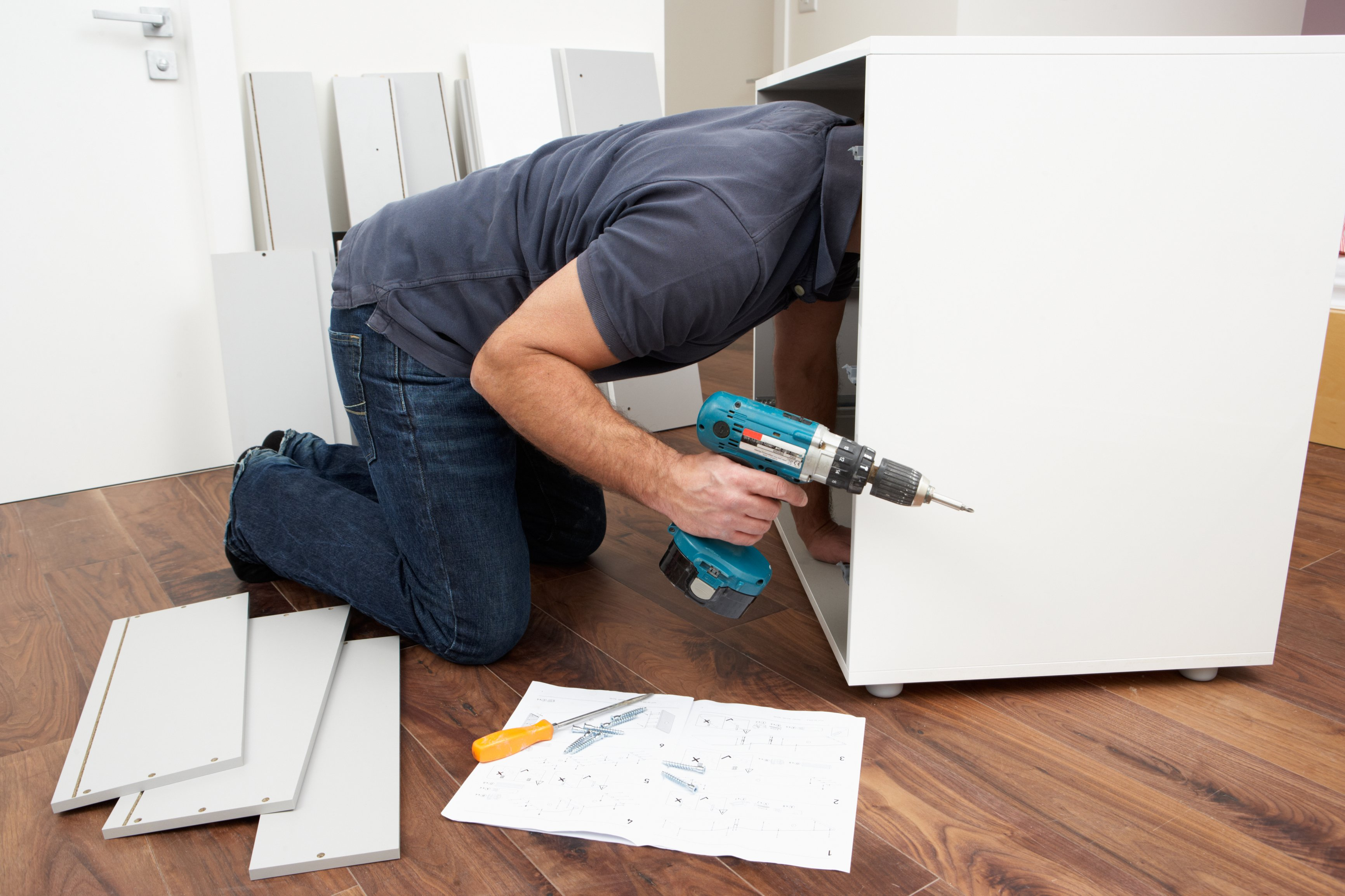 Furniture disassembly and dismantle services in DC, MD and VA