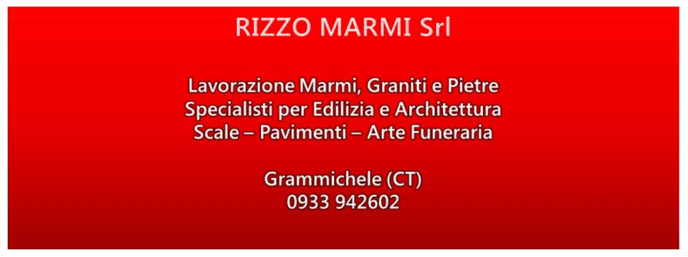 RIZZO MARMI SRL-lavorazione marmi, graniti e pietre specialisti per edilizia e archhitettura scale-pavimenti-arte funeraria- Grammichchele (CT) 0933942602