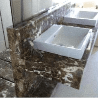 lavabi bagno in marmo