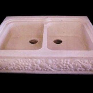 lavabo in marmo antico