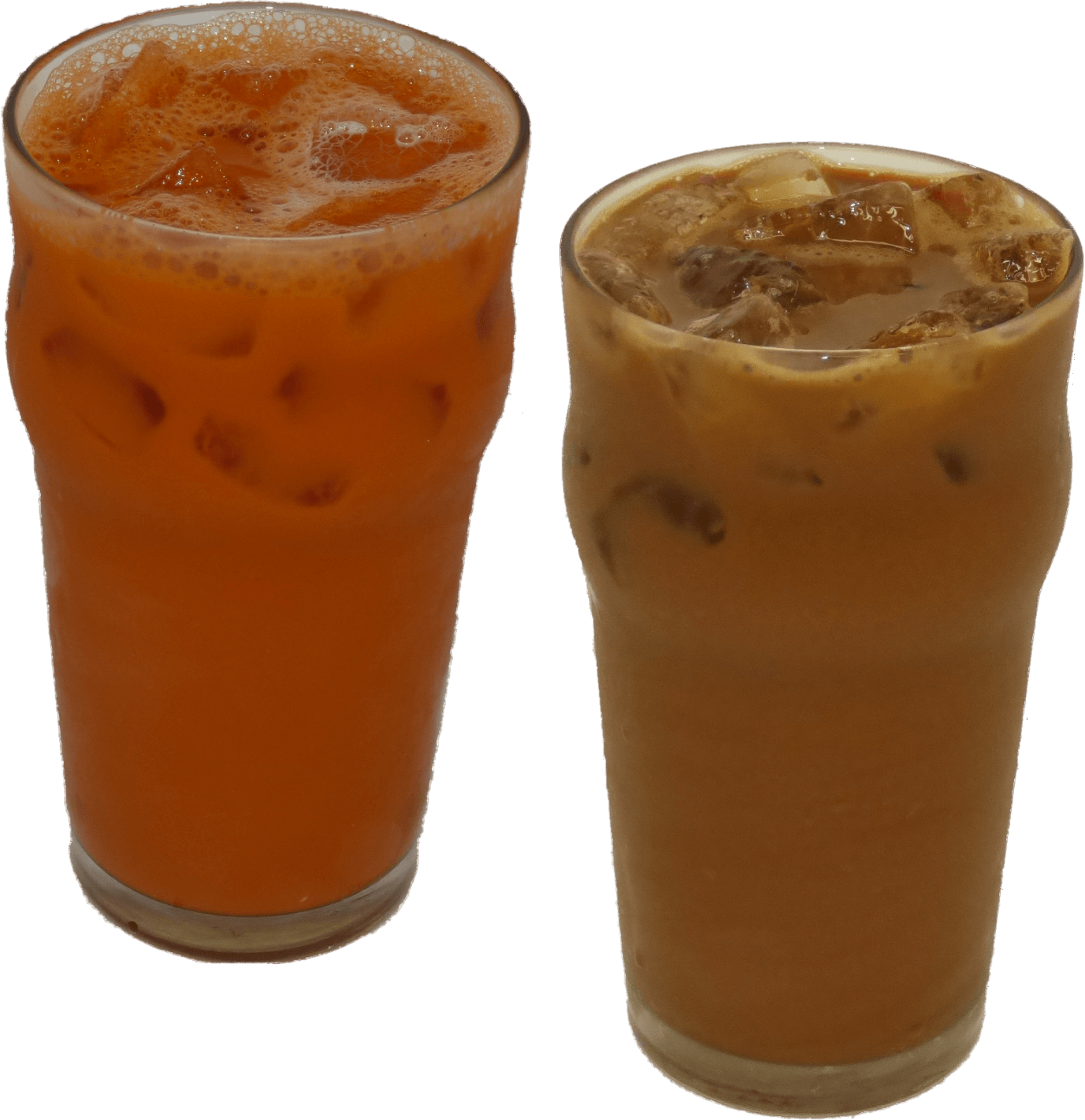 Thai iced drink